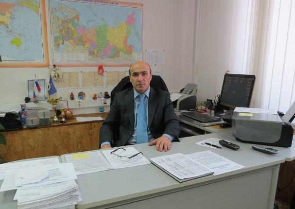 Абдурагимов Сиражутдин Гасанбекович
