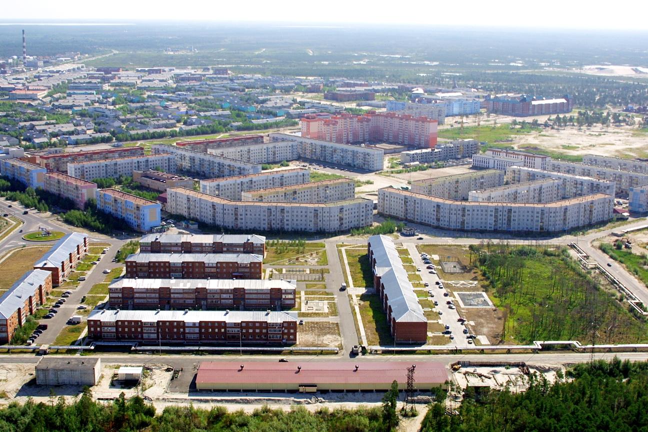 город Лянтор