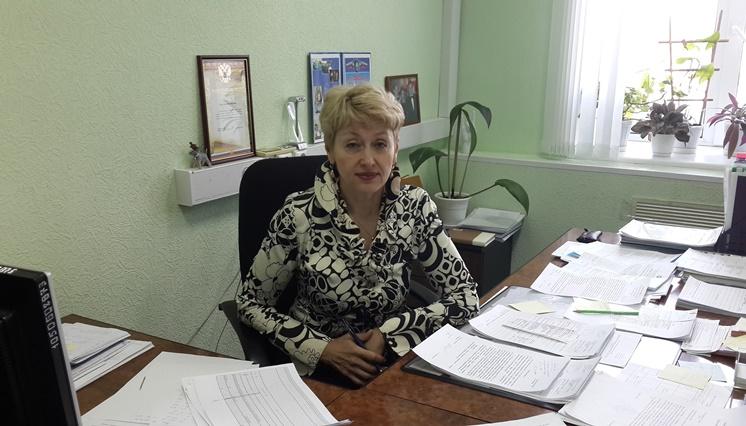 Моор Антонина Ивановна