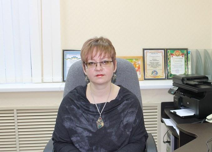 Панфилова Елена Александровна